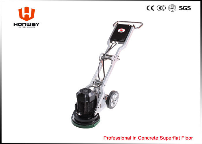 Compact Terrazzo Floor Cleaning Machine Small Concrete