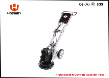 China Compact Terrazzo Floor Cleaning Machine , Small Concrete Grinder Ergonomically Design distributor