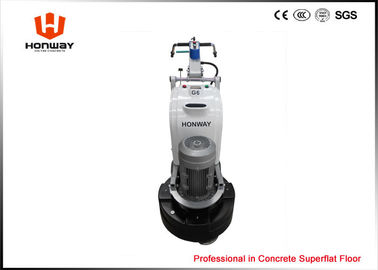 China Three Heads Industrial Floor Grinder Concrete Grinding Machine 30L Water Tank distributor