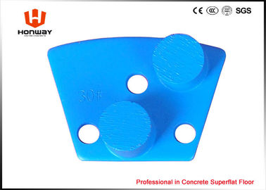 China Lightweight PCD Diamond Floor Grinding Pads For Floor Preparation distributor