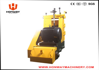 Portable Self Propelled Asphalt Scarifier With 5.5kw Motor Or Honda Engine 9hp