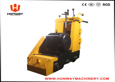 Hydraulic Concrete Floor Planer Hire Available 11KW Electric Motor 6 Pcs Shafts