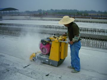 Concrete Self Propelled Paint Scarifier , Floor Cleaning Concrete Planing Equipment