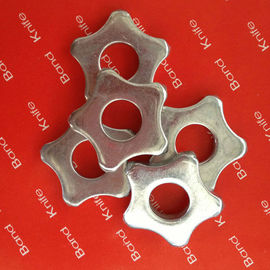 Tungten Carbide And Steel Edco Scarifier Parts High Corrosion Resistance