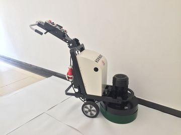 China 220V 5.5KW Inverter Floor Grinding And Polishing Machine For Epoxy Floor distributor